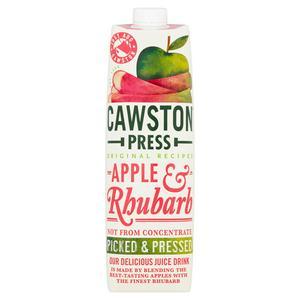 Cawston Press Apple & Rhubarb Juice 1litre