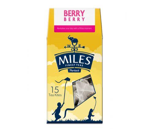 Berry Berry 15 Premium Tea Kites