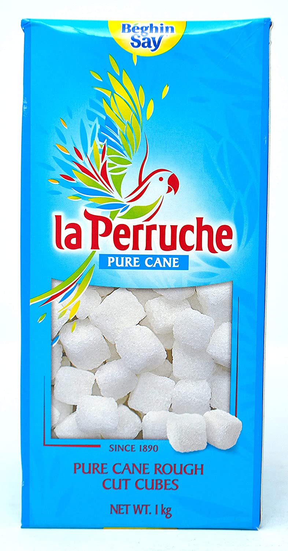 Perruche White Sugar Cubes - 1kg