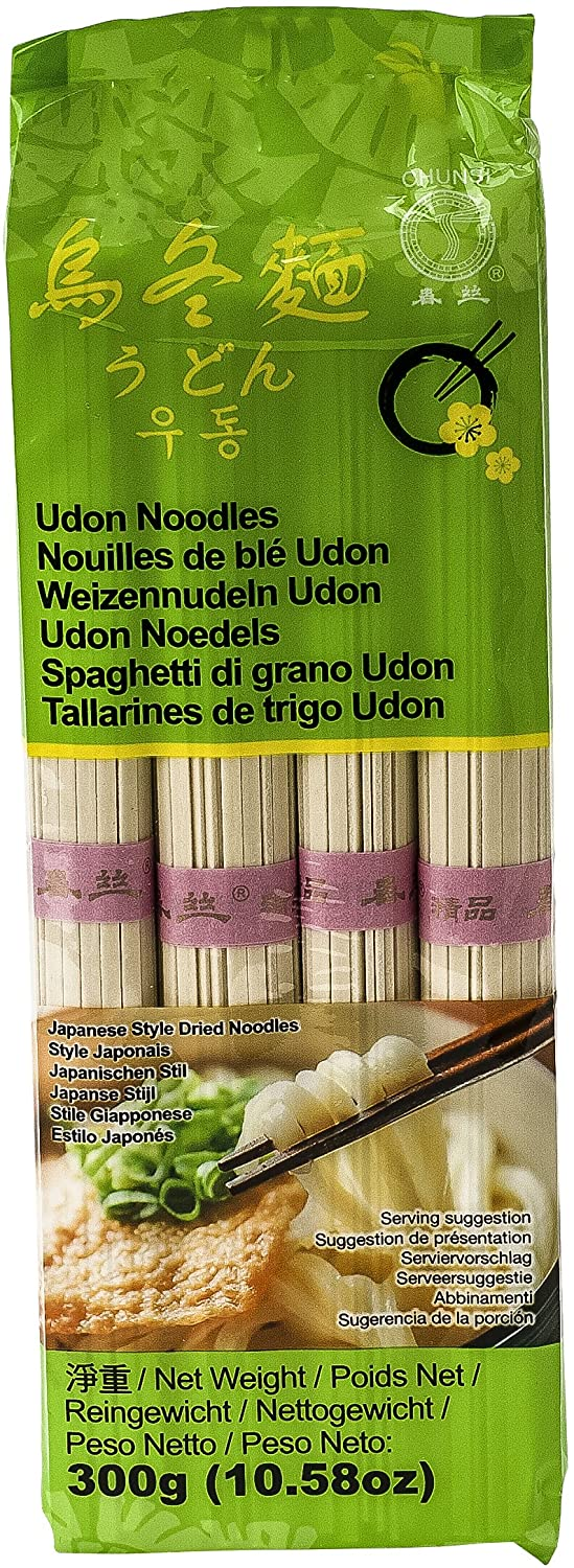 Dried Udon Noodles - 300g
