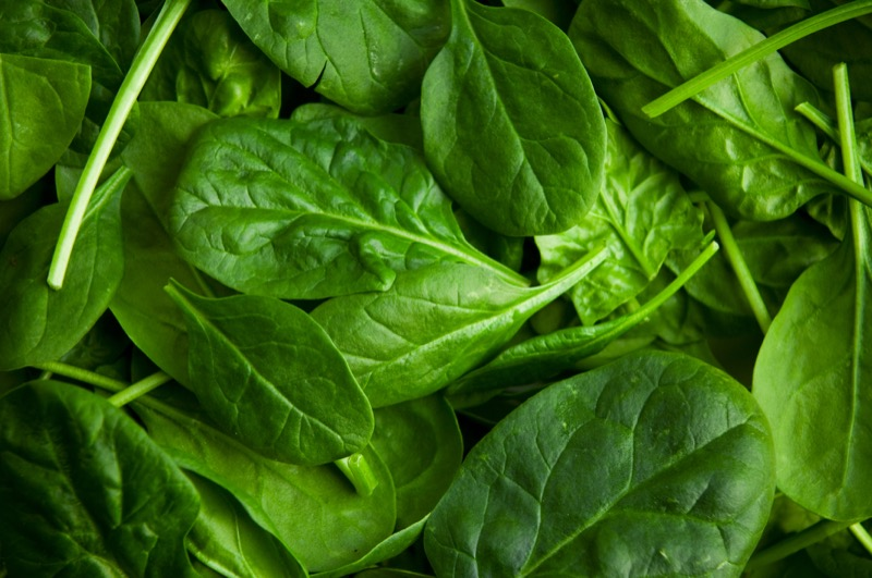 Spinach (200g bag)