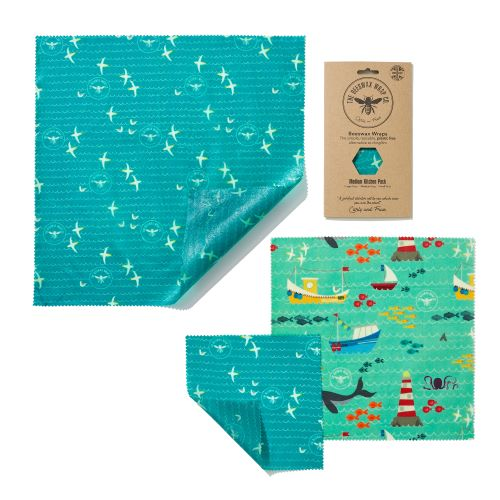 The Beeswax Wrap Company - Medium Kitchen Pack