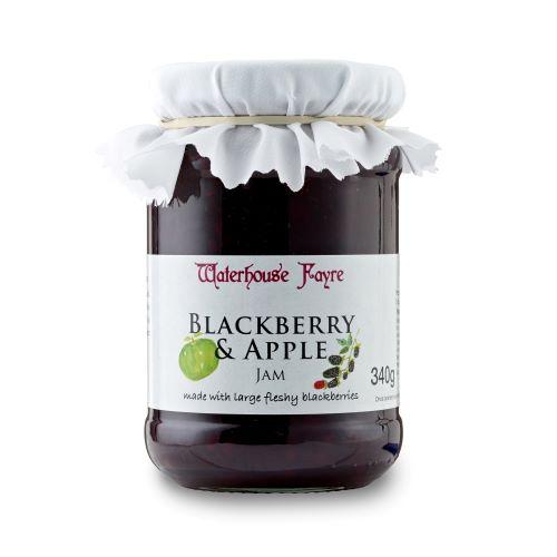 Waterhouse Fayre Blackberry & Apple Jam (340g)