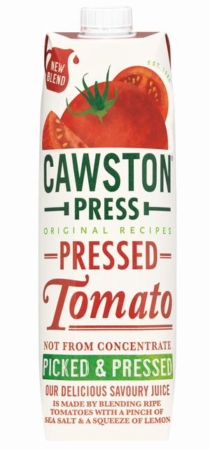 Cawston Press Tomato Juice 1Litre