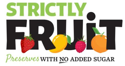 Strictly Fruit- Strawberry - 200g