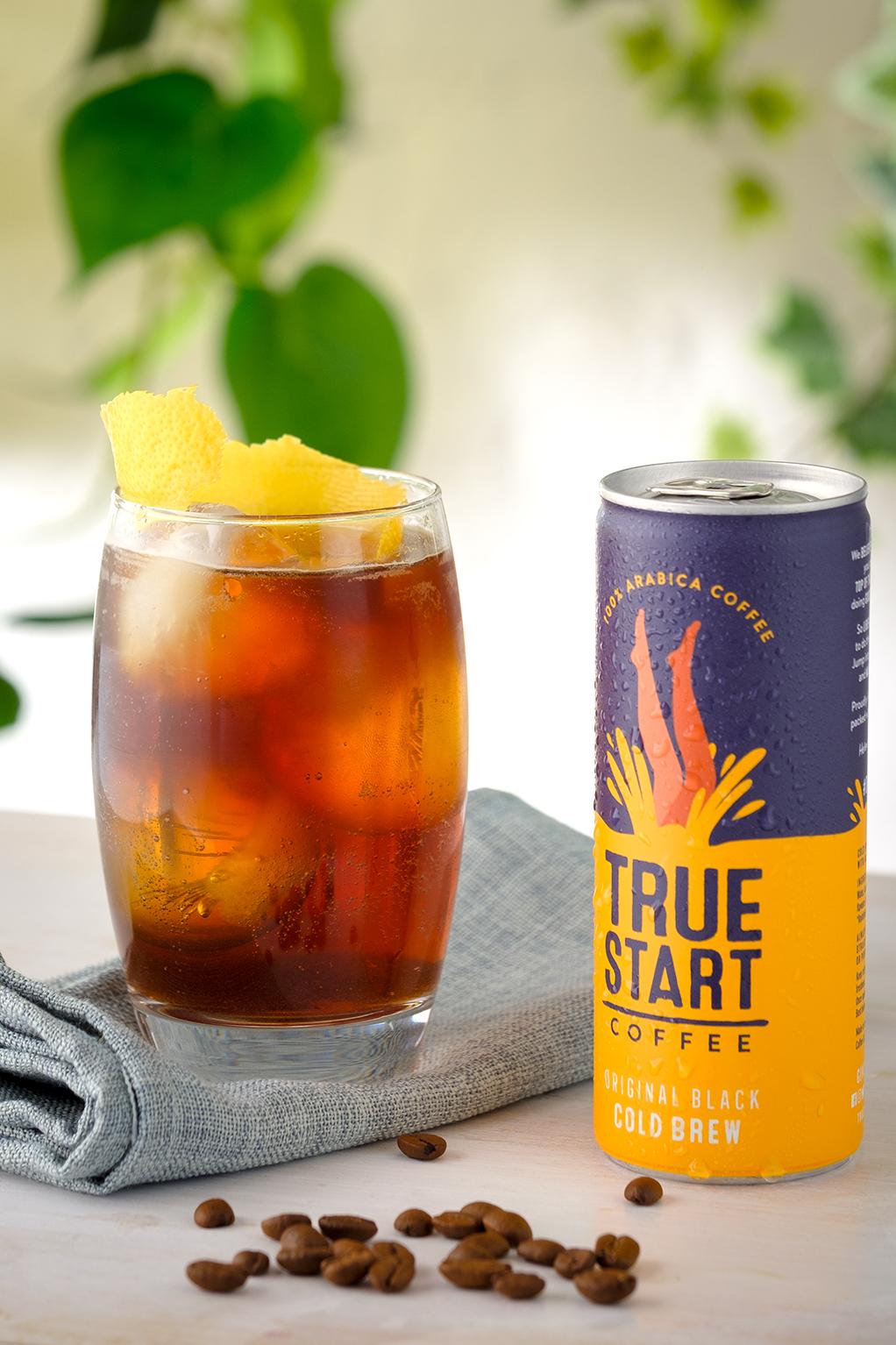 TrueStart Cold Brew - Original Black - 250ml
