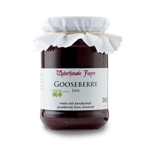 Waterhouse Fayre - Gooseberry Jam