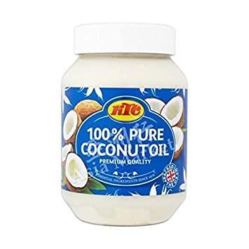 Organic Virgin Coconut Oil - 460g