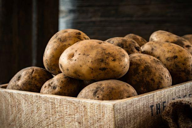 Main Crop Potatoes - per kg