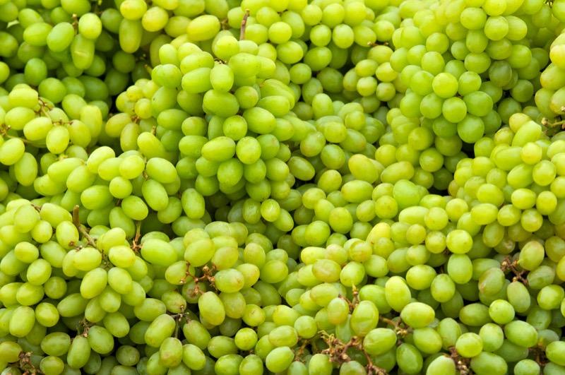 Grapes - Green (per 0.5 Kg)