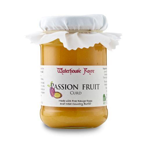 Waterhouse Fayre - Passion Fruit Curd