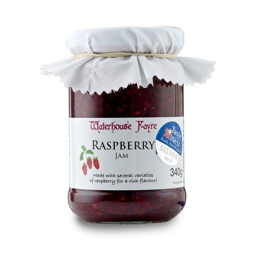 Waterhouse Fayre Raspberry Jam (340g)