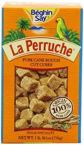 Brown Perruche Sugar Cubes - 1kg
