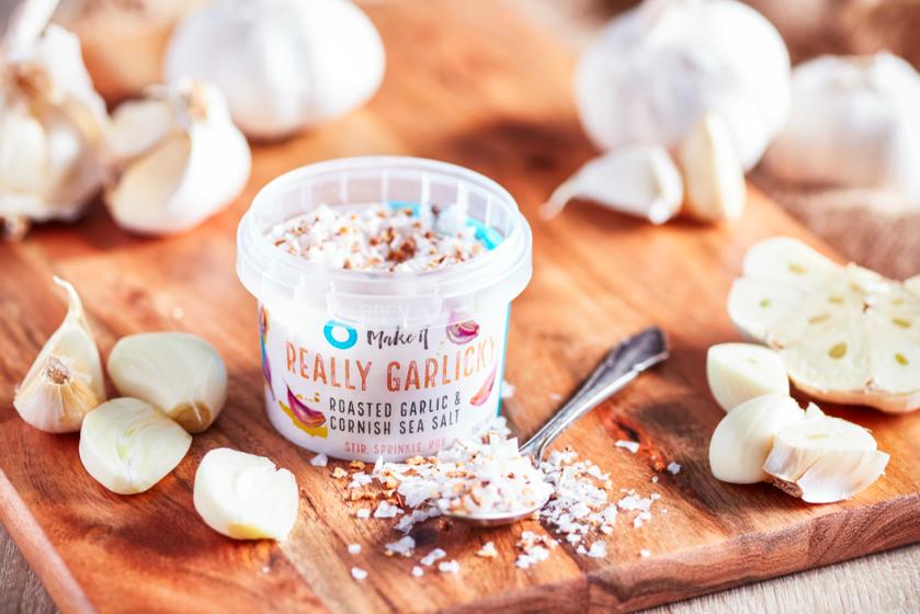 Cornish Sea Salt's Really Garlicky Seasoning - 55g