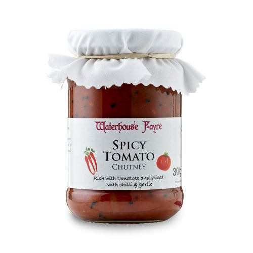 Waterhouse Fayre Chutneys - Spicy Tomato (340g)