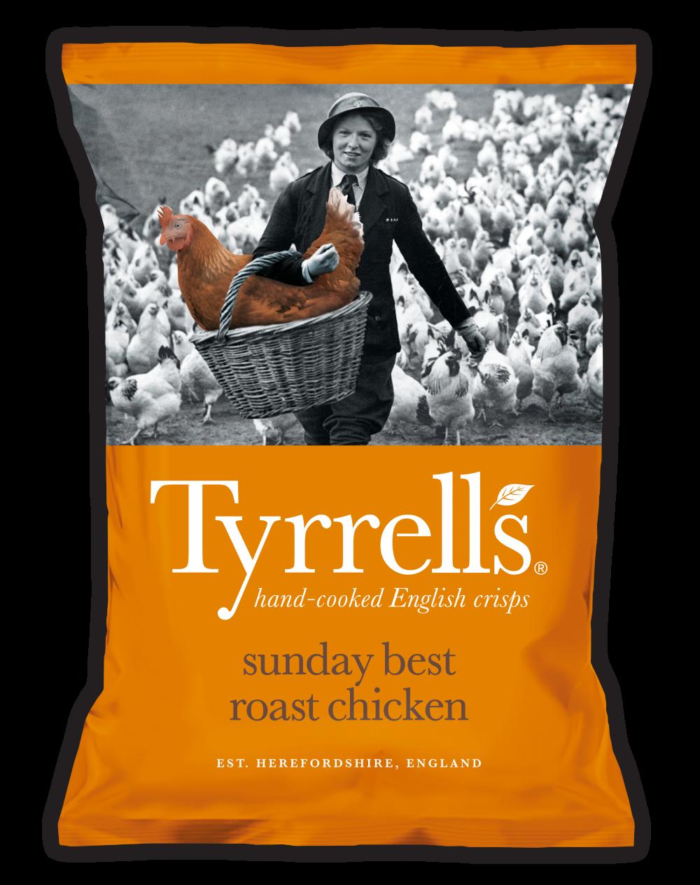 Tyrrells - Sunday Best Roast Chicken - 40g