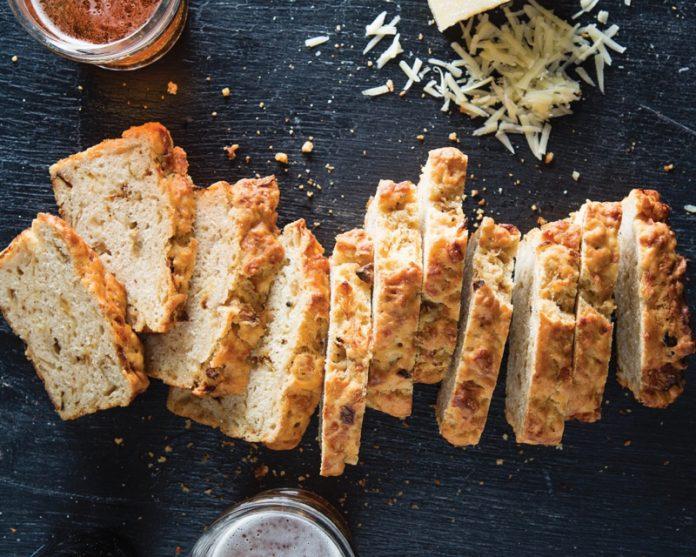 Artisan  Cheese & Onion Bread - 300g