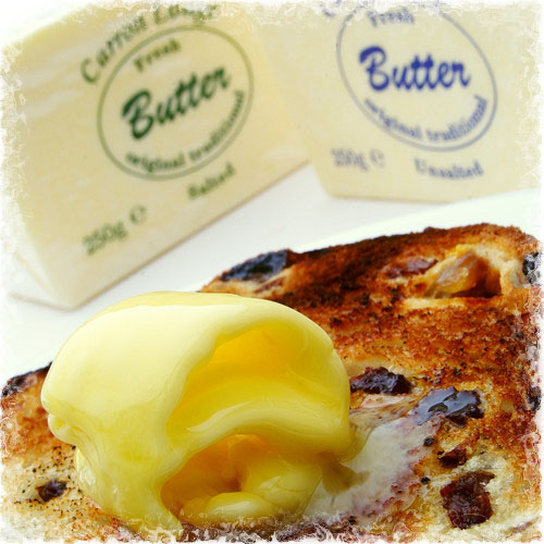 Butter slighted salted 250g