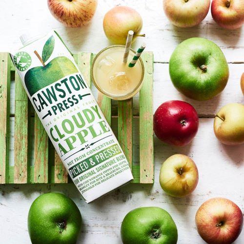 Cawston Press Cloudy Apple Juice 1litre