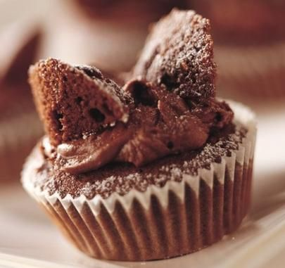 Chocolate Butterfly Cakes - pack of 4