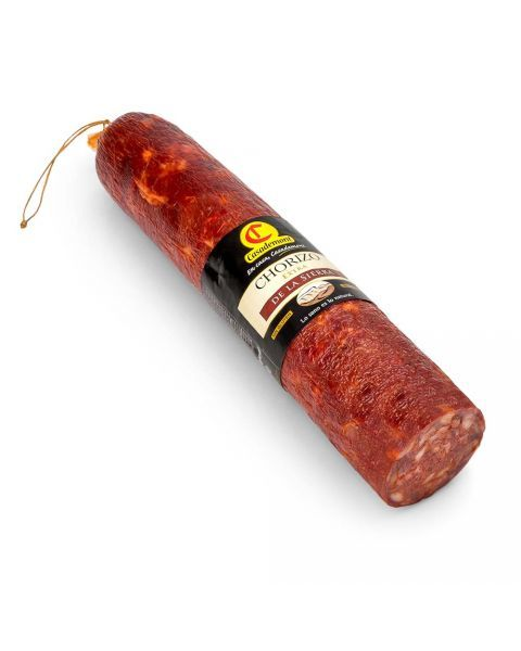 Sliced Chorizo - Hot - 250g