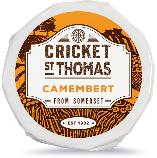 Cricket St Thomas Camembert - 220g