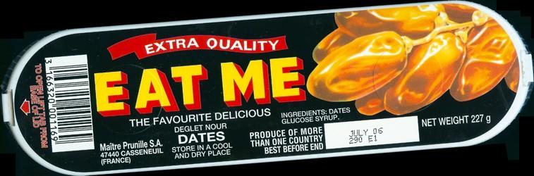 Eat Me Dates  - 200g