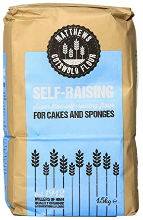 Self Raising Flour - 1.5kg
