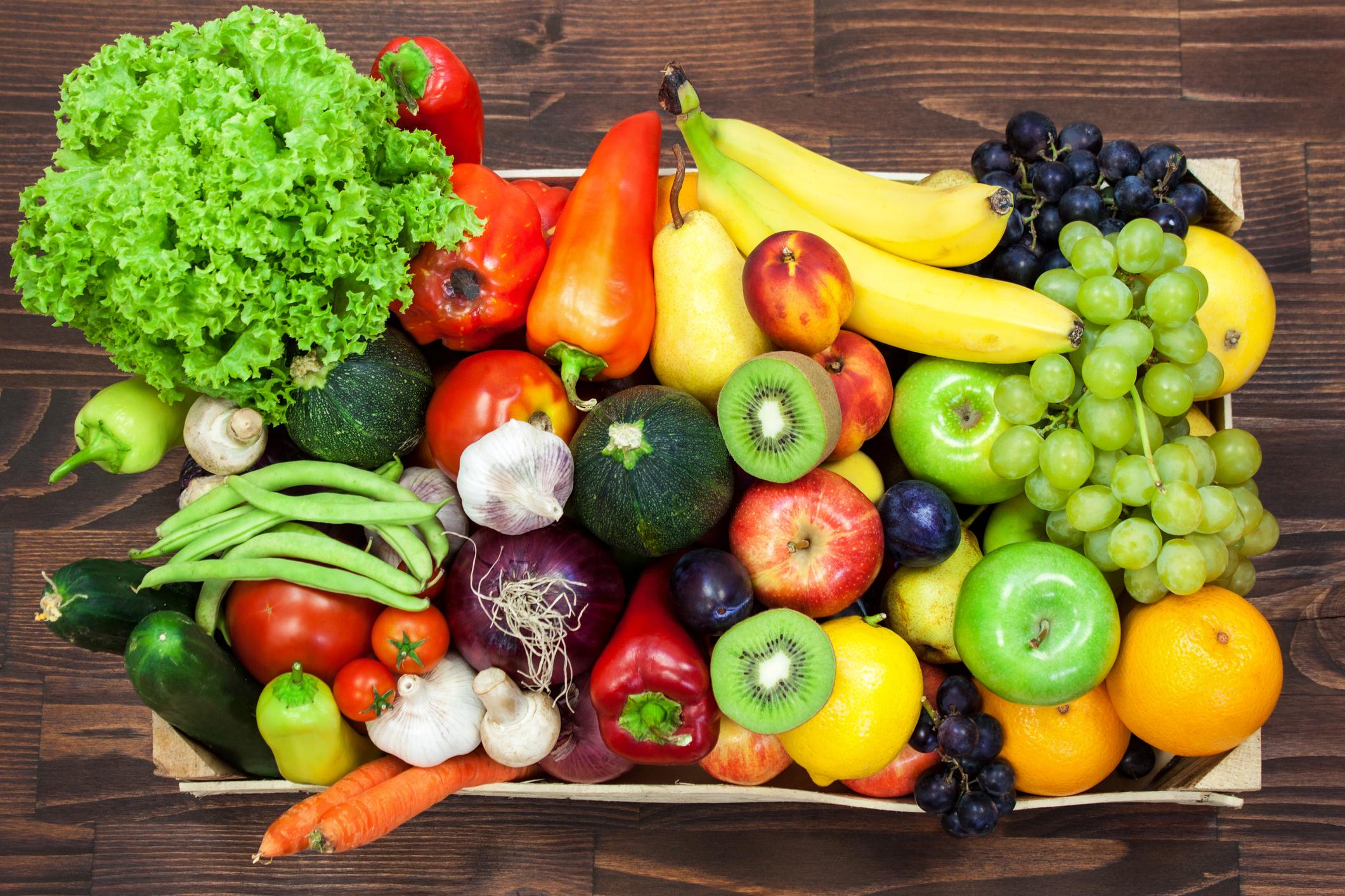 Fruit & Veg Box - for 1