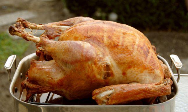 Free Range Bronze Turkey - Pre-order for Christmas