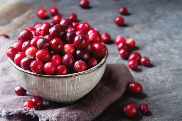 Cranberries - punnet