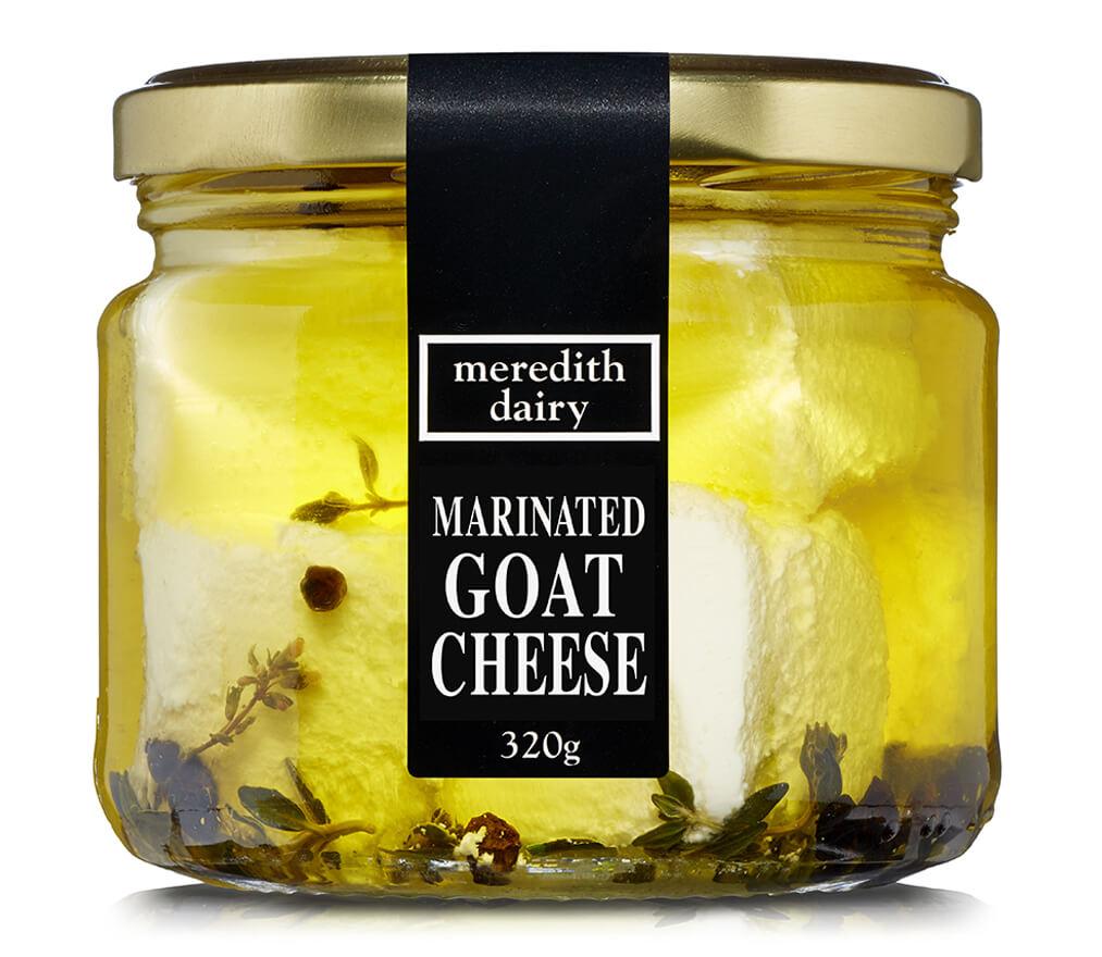 Meredith Marinated Goat Cheese - 100g