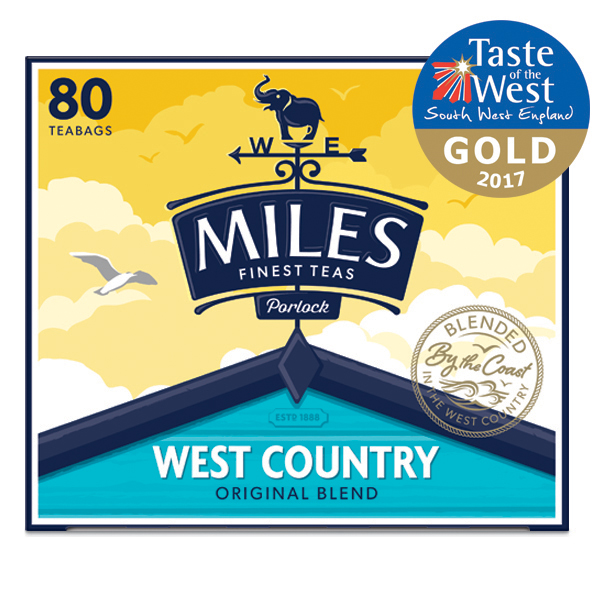80 West Country Tea Bags