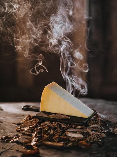 Quicke's Oaksmoked Cheddar - 150g