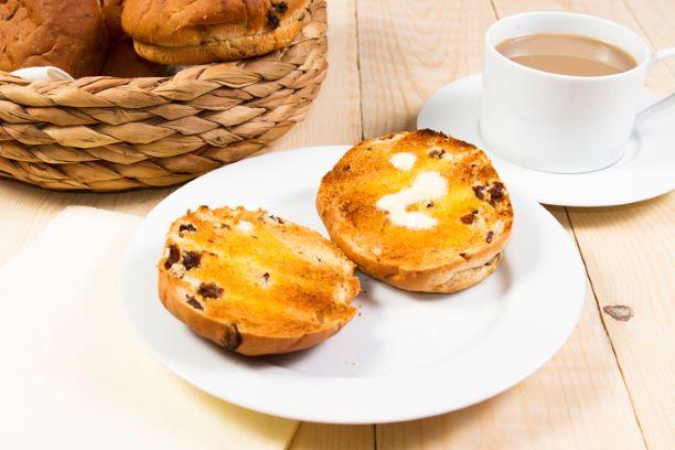 Artisan Gluten Free Teacakes - 2 pack