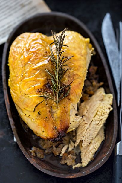Turkey Crown - Boned & Rolled average weight 5kg +/-