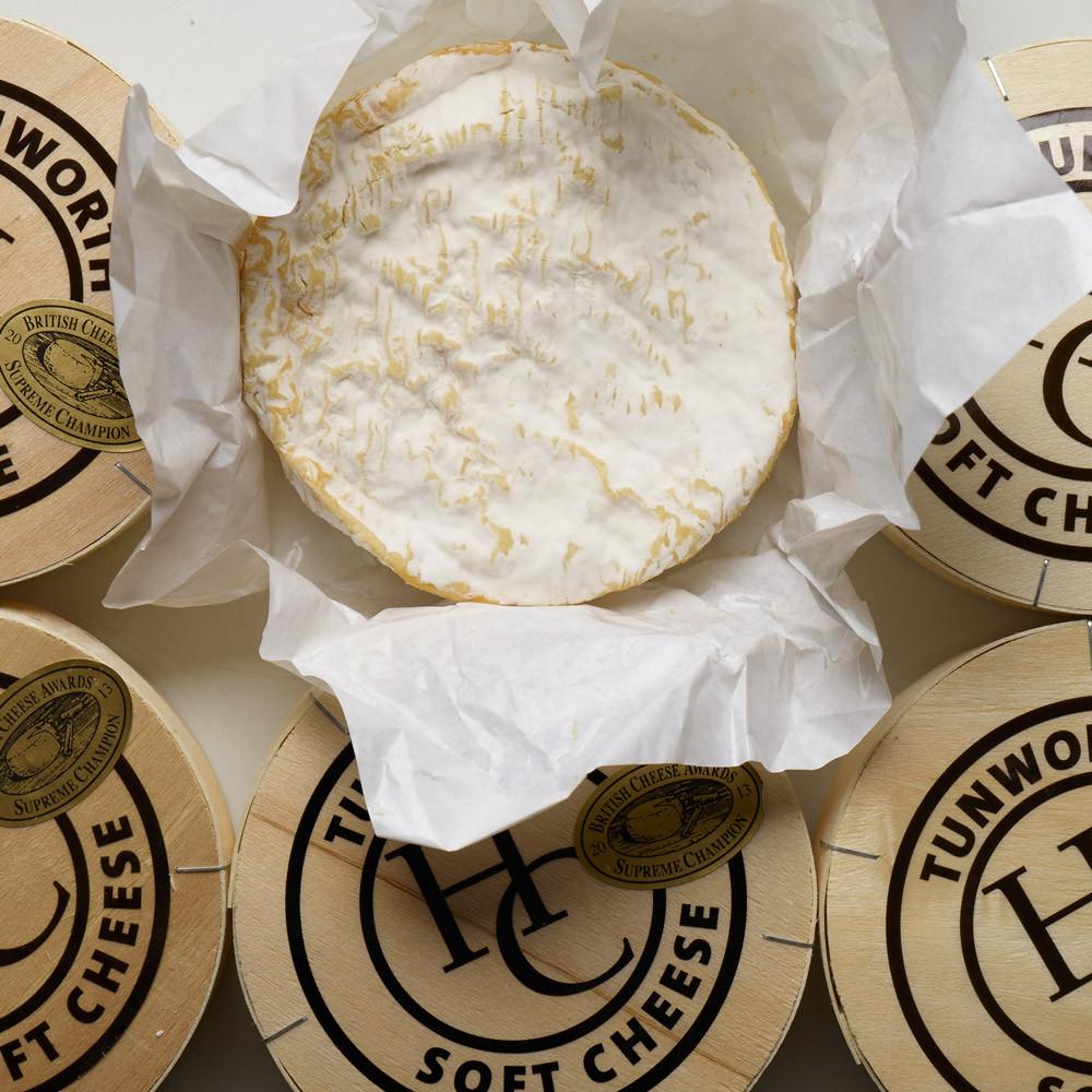 Tunworth Cheese - 250g