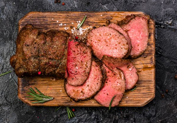 Beef Topside Joint - 2kg