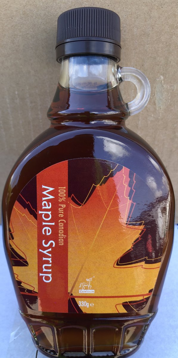 Maple Syrup - 330g