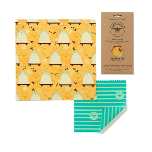 The Beeswax Company - Small Kitchen Wraps