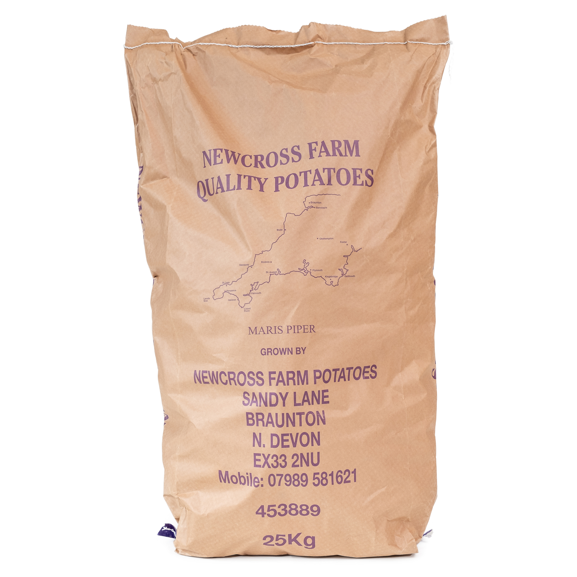 Potatoes - Maris Piper - 25kg
