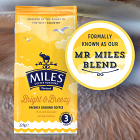 Miles Freshly Ground Coffee (227g)