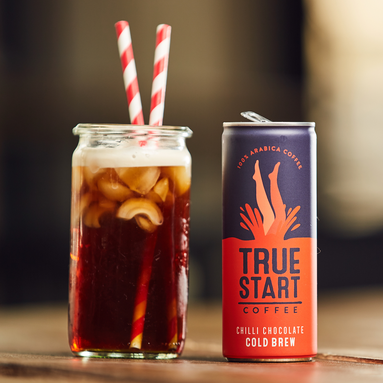 TrueStart Cold Brew - Chilli Chocolate - 250ml