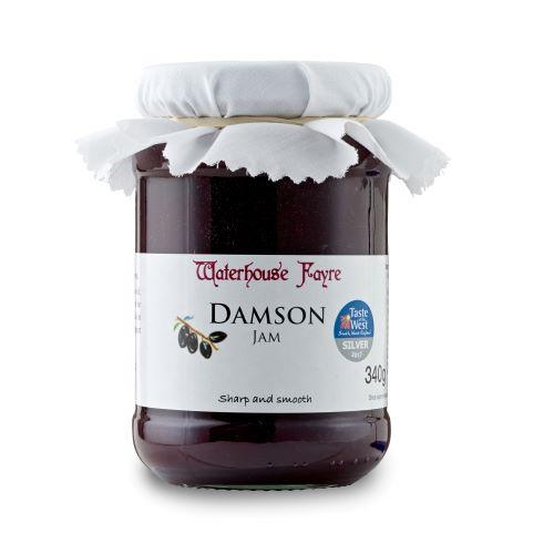 Waterhouse Fayre - Damson Jam