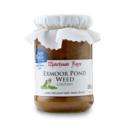 Exmoor Pond Weed Chutney