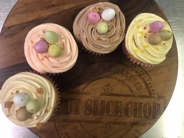 Bobbie's Bakes - Easter Cup Cakes - box of 6