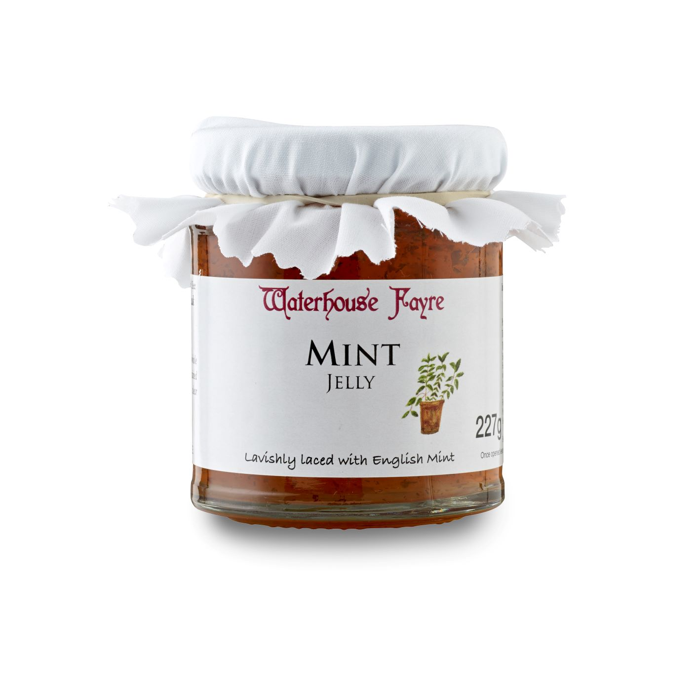 Waterhouse Fayre Mint Jelly (227g)