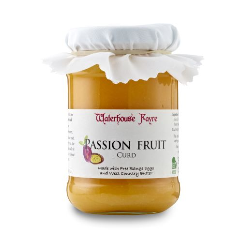 Waterhouse Fayre - Passion Fruit Curd