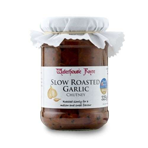 Waterhouse Fayre Chutneys - Spicy Tomato (340g)