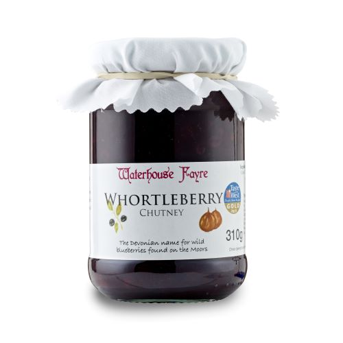 Waterhouse Fayre - Whortleberry Chutney